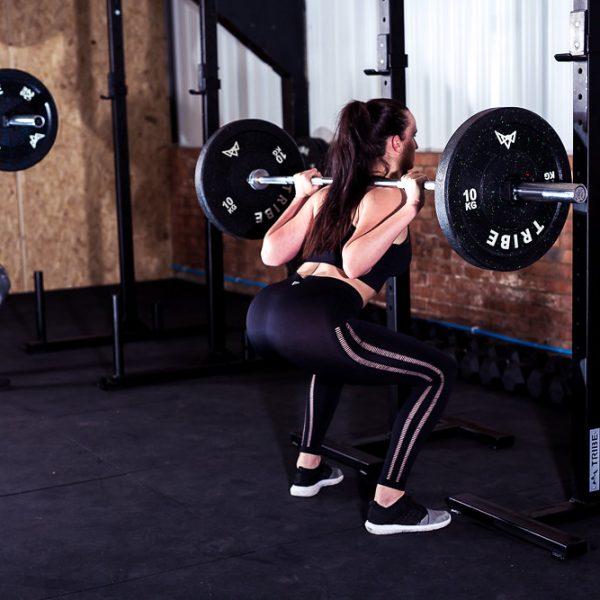 TRIBE ACTIVE - Squat Rack