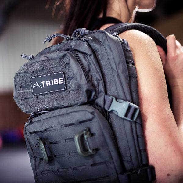 TRIBE ACTIVE - Bag Black